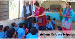 association actions enfance népalaise