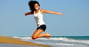 bonne santé et heureux