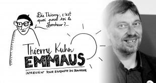 thierry kuhn, président Emmaüs France