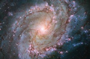 galaxie et spirale