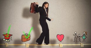 Équilibre de vie professionnelle et privée