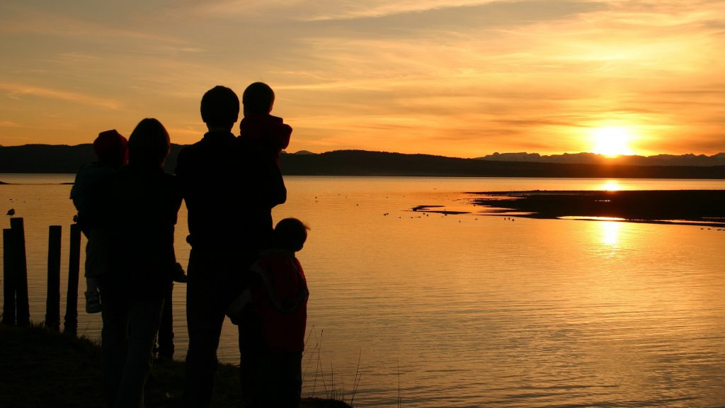 équilibre famille bonheur