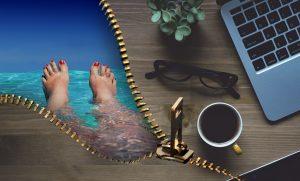 motivation travail vacances
